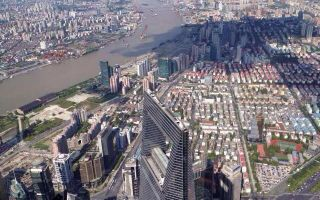 277m²-上海中心大厦