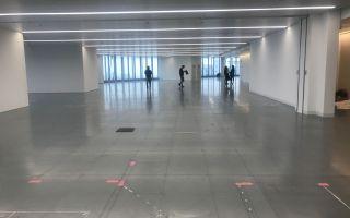 860m²-上海中心大厦