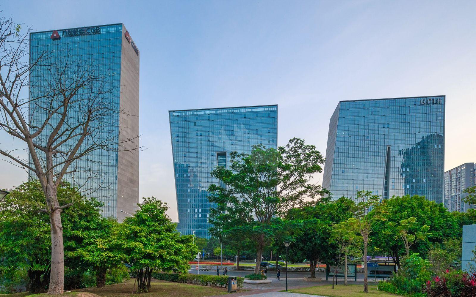 大中华国际金融中心(大中华IFC)
