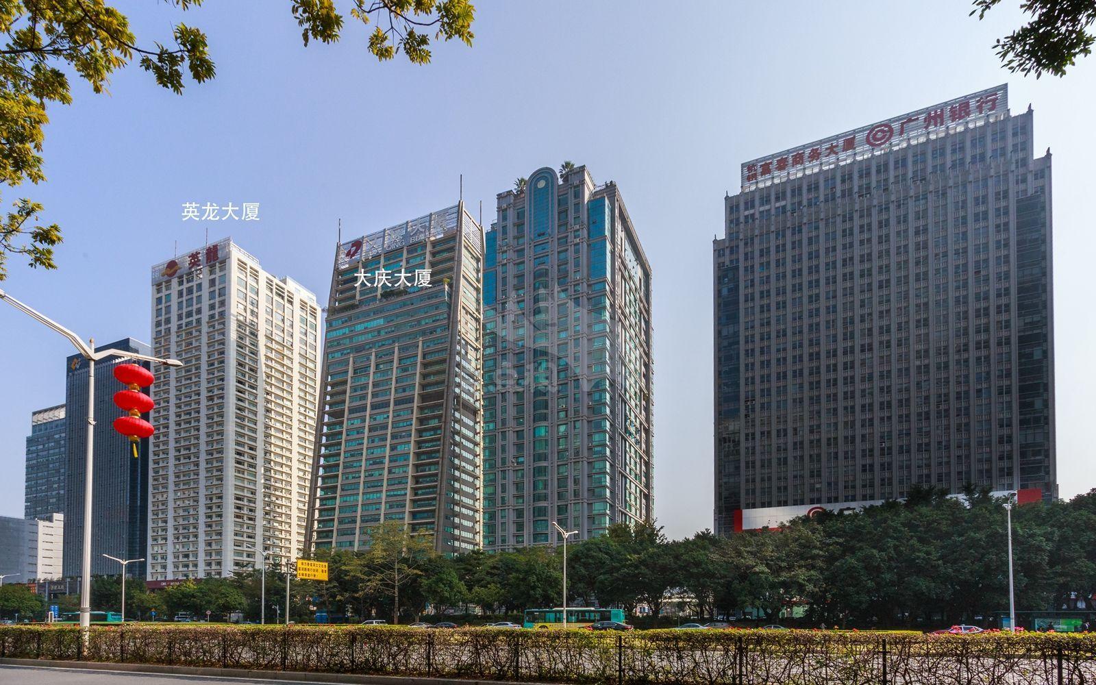 世纪豪庭大厦