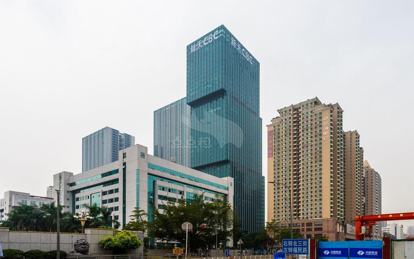 新天世纪商务中心