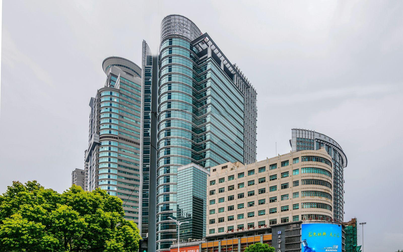 上海联通_『联通新时空大厦写字楼/办公室出租 租赁网』上海长宁中山公园