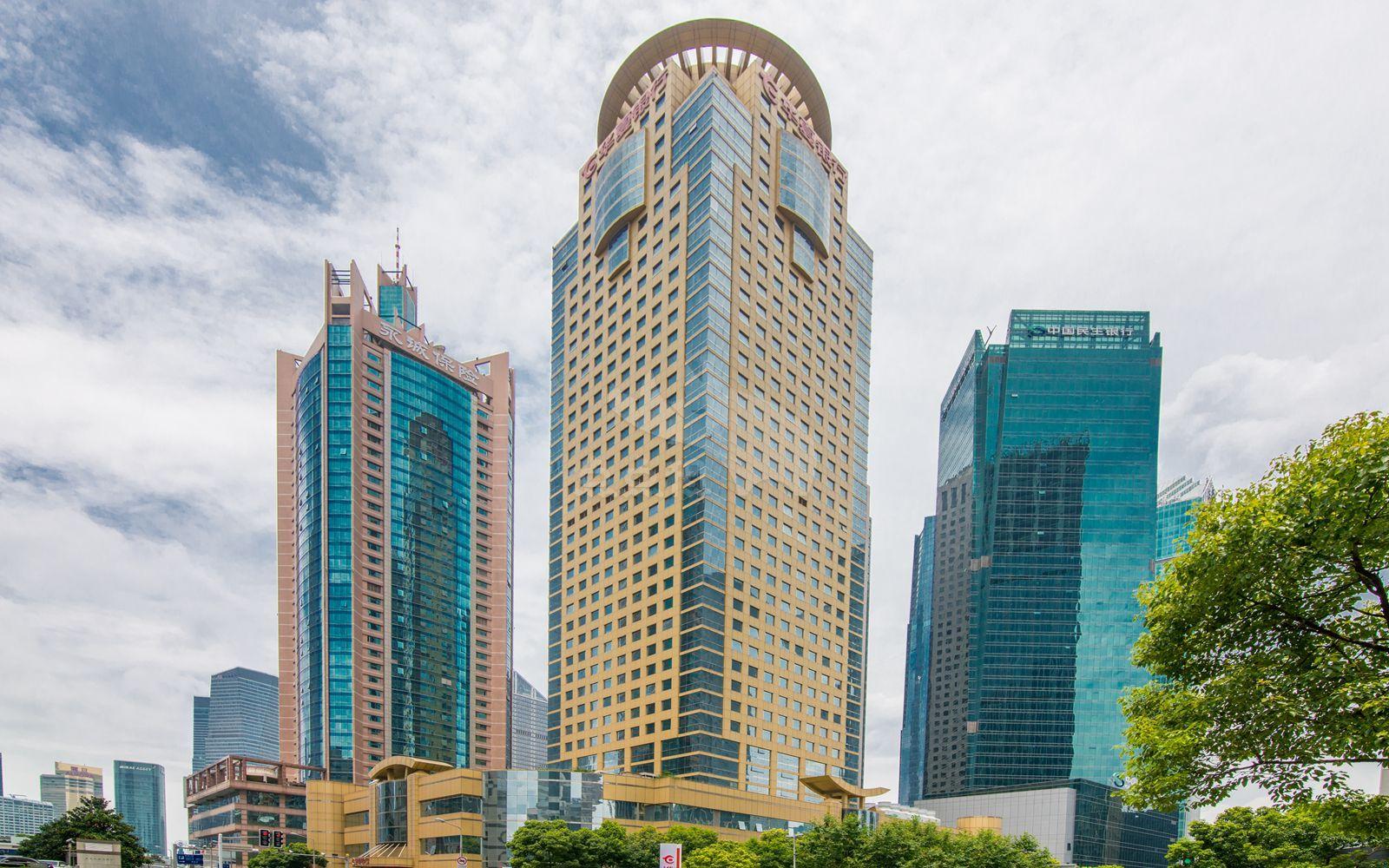 华夏银行大厦