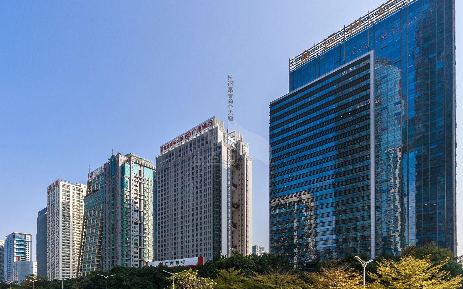 杭钢富春商务大厦