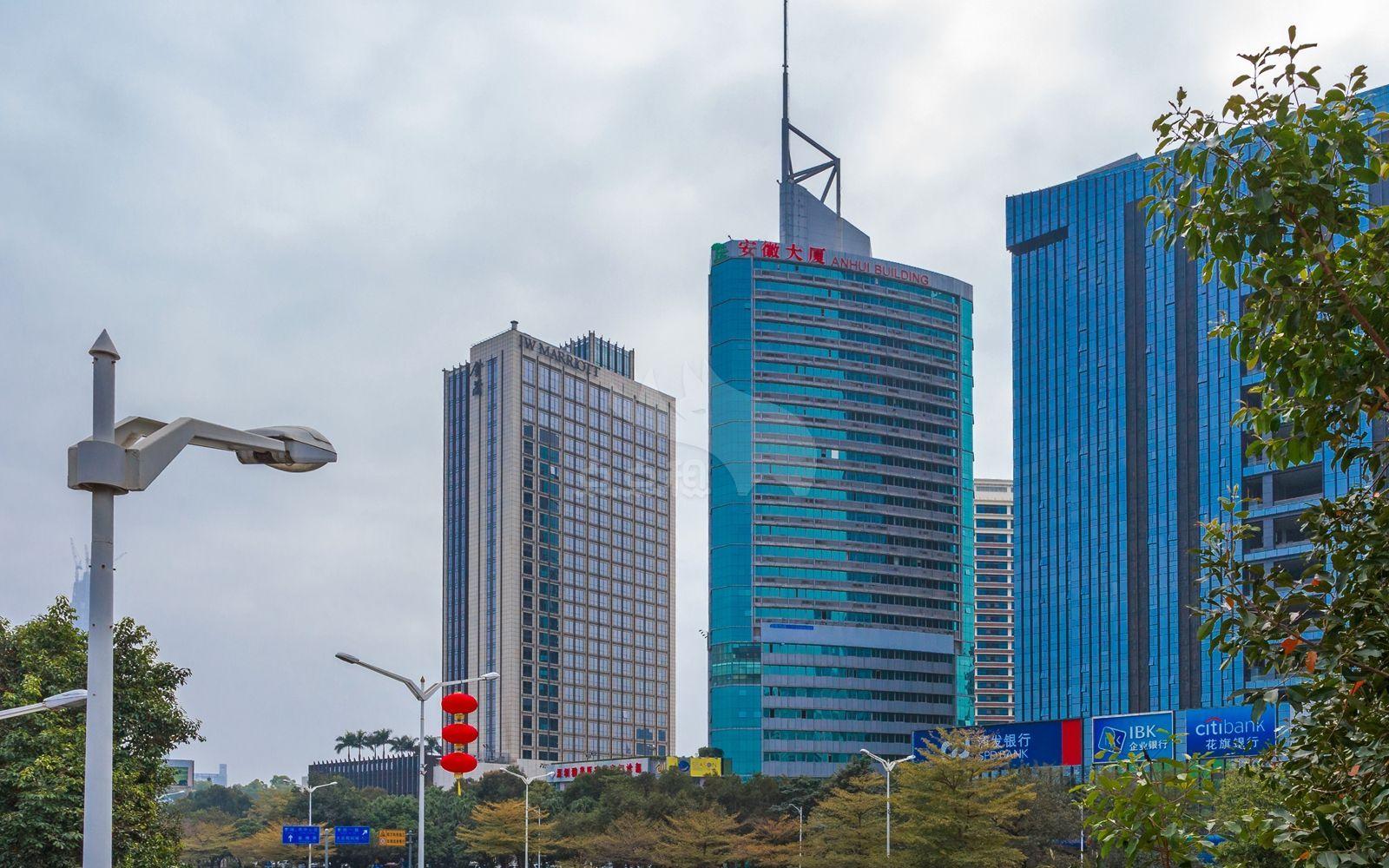 安徽大厦创展中心