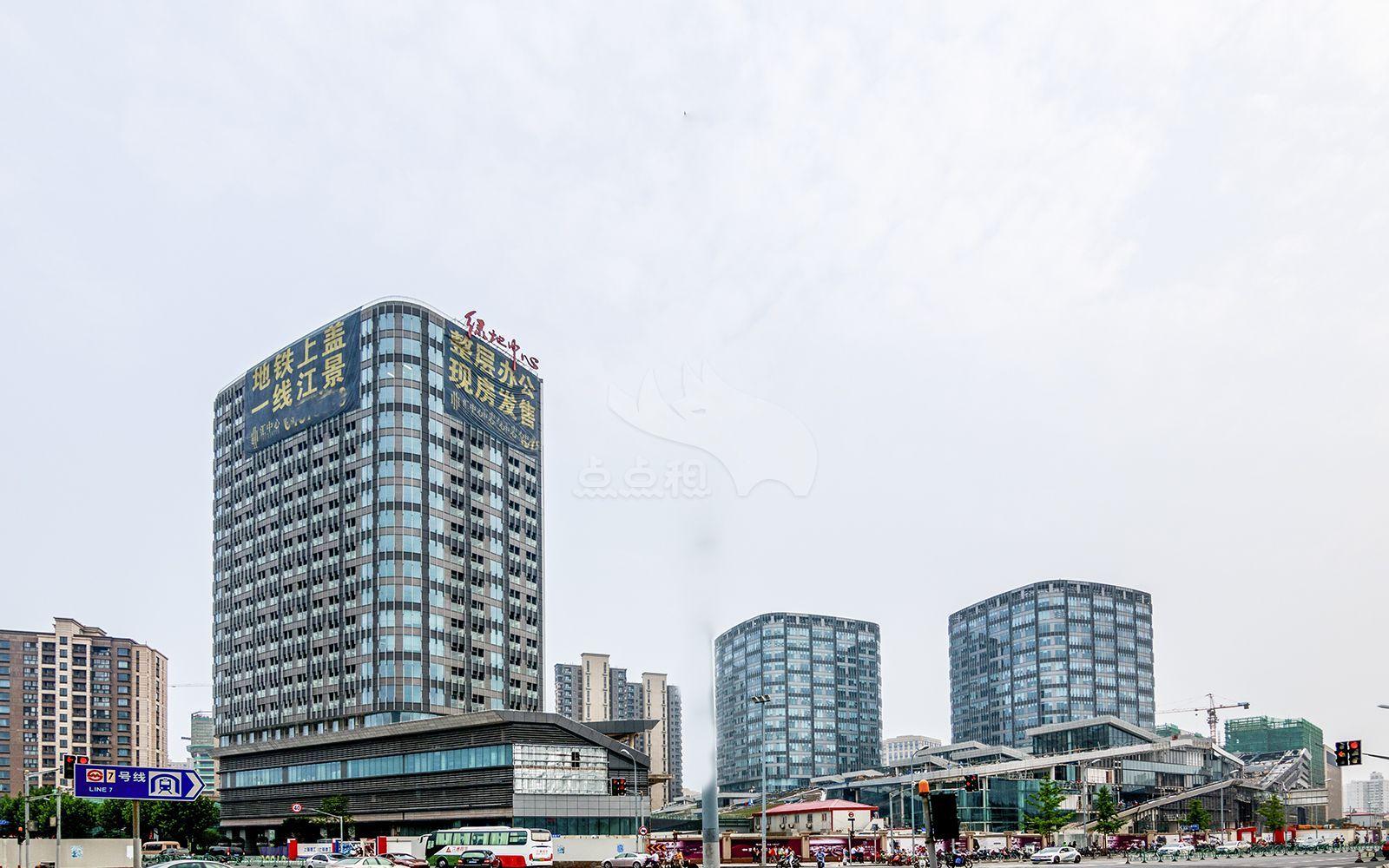 上海绿地中心二期