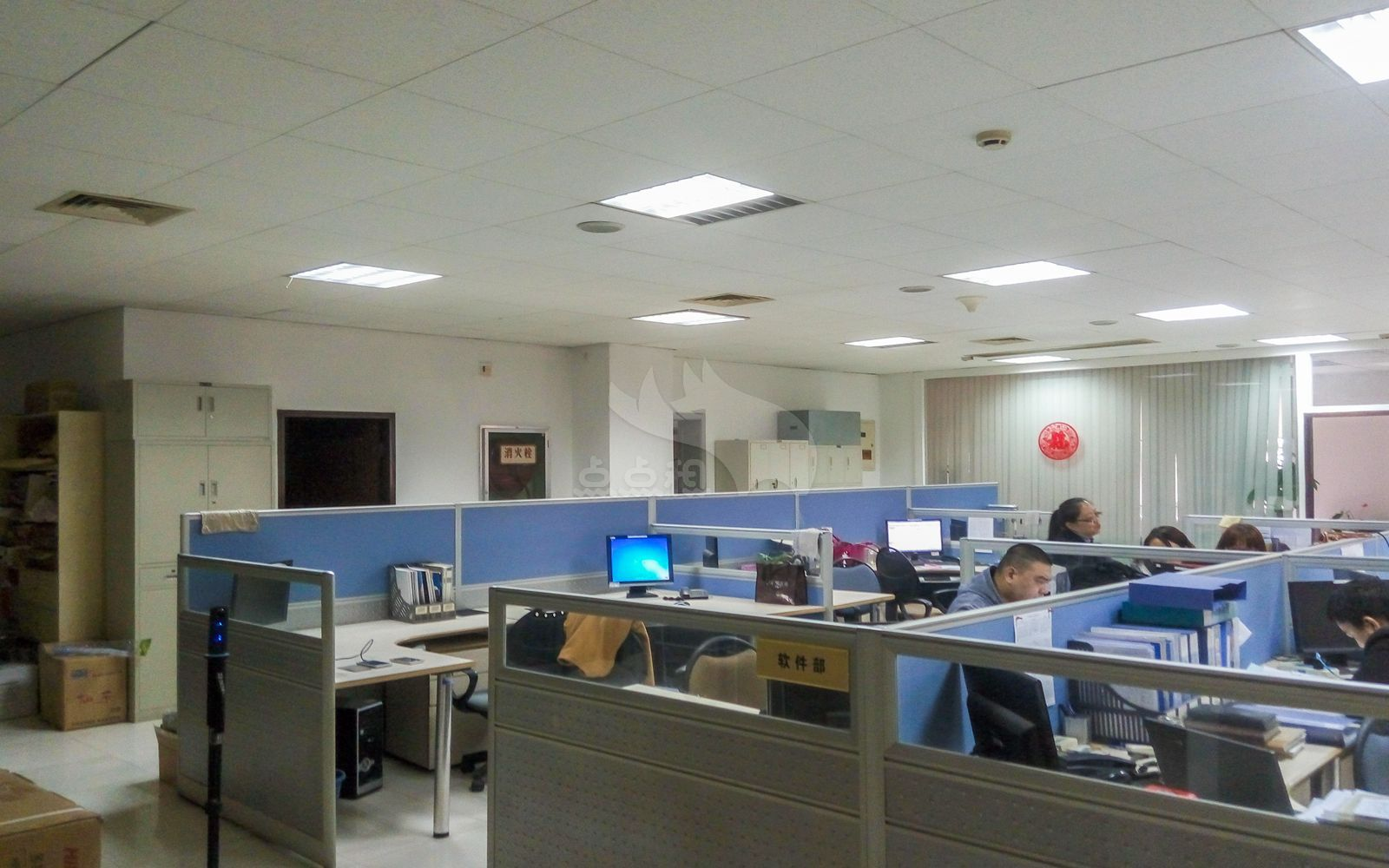 西安软件园一期