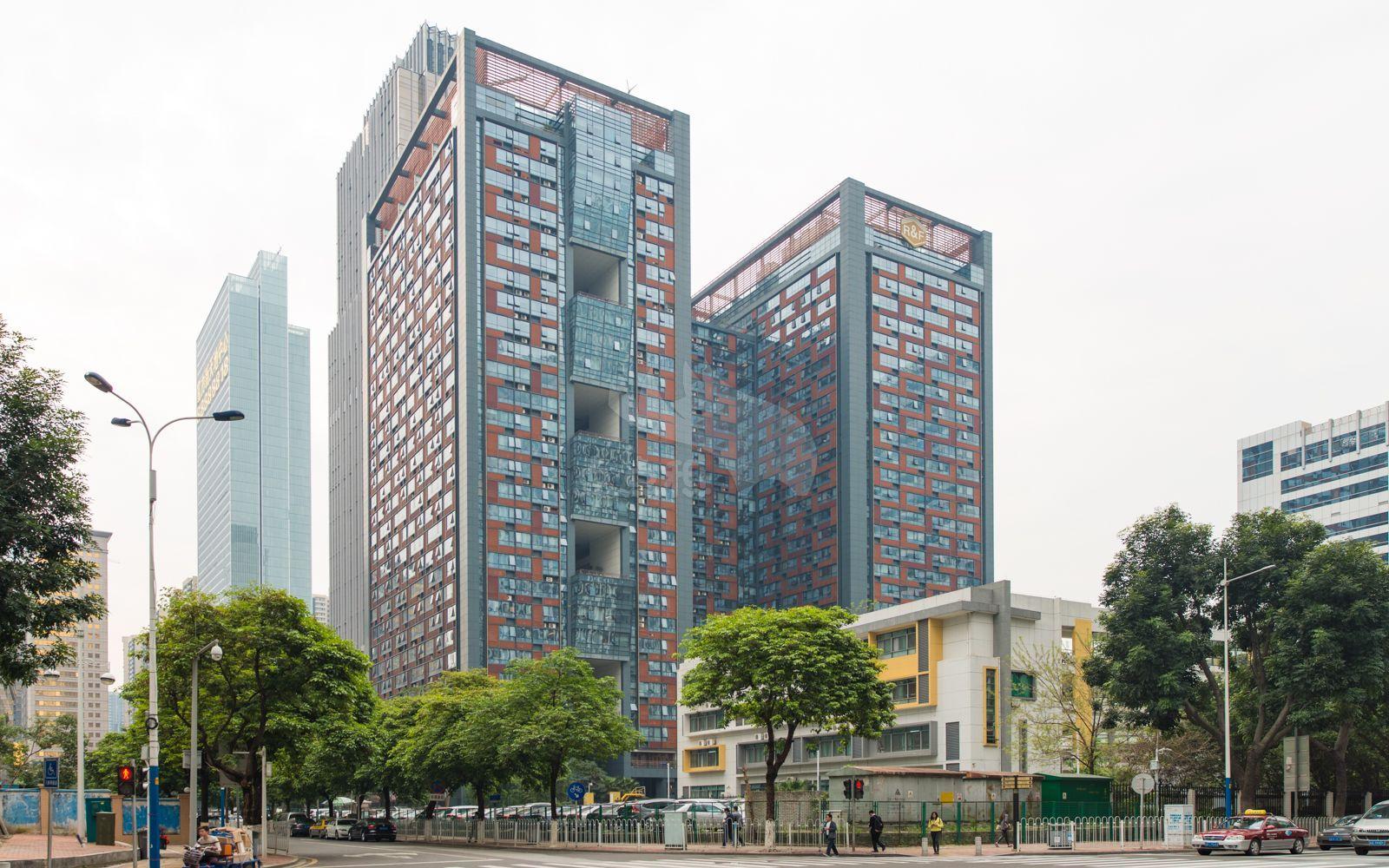 富力盈力大厦