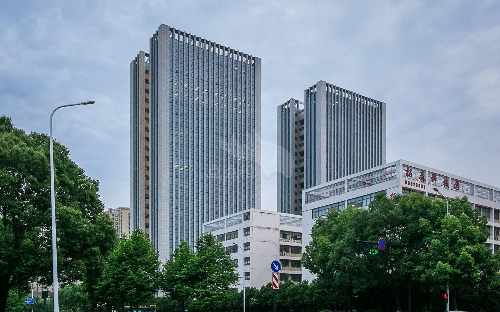 浙大中控系统集成大楼