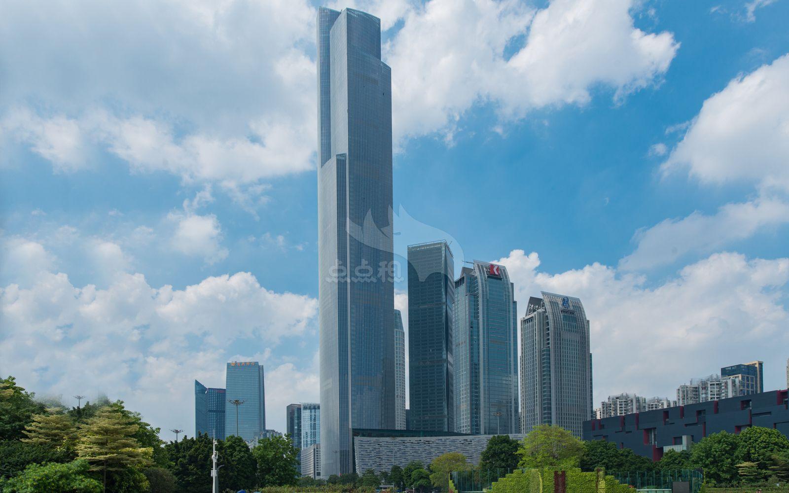 周大福金融中心(东塔)