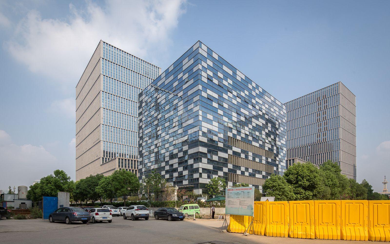 新城科技园创新综合体