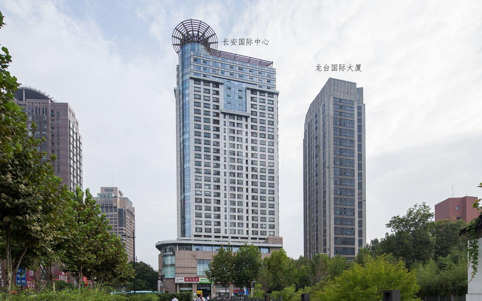 龙台国际大厦