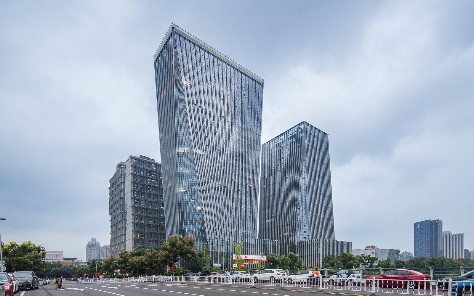 利时金融大厦