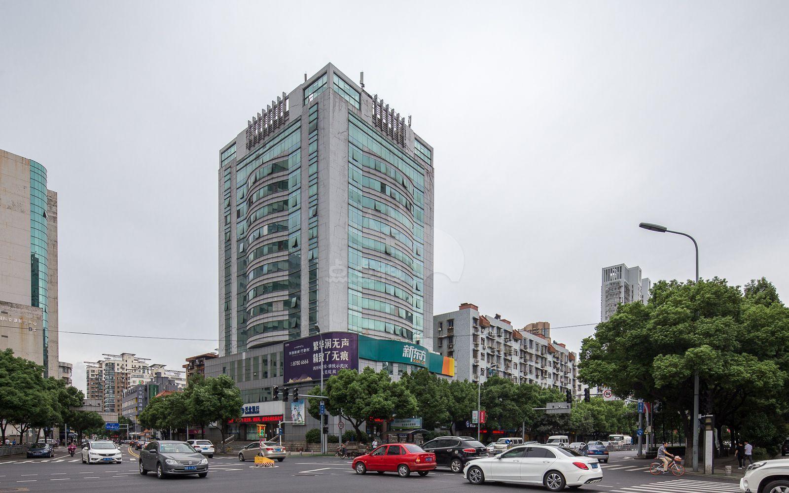 世纪金贸大厦