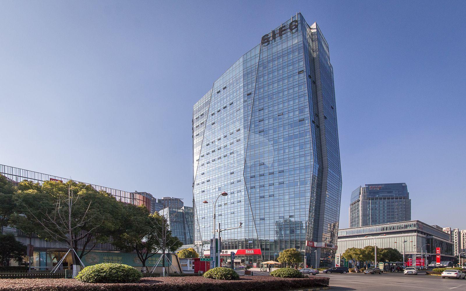 国寿金融中心-SIFC