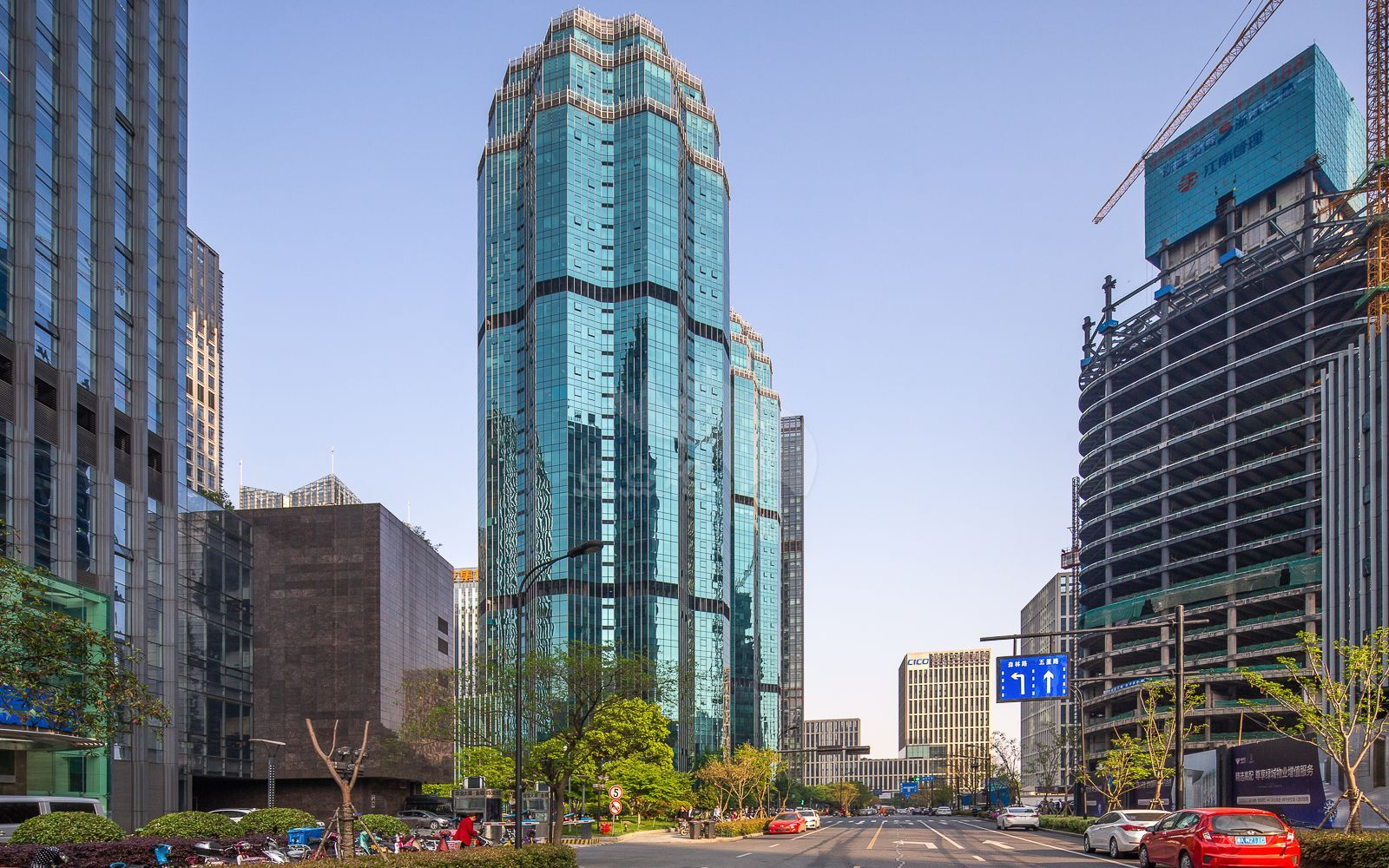 中华·钱塘航空大厦