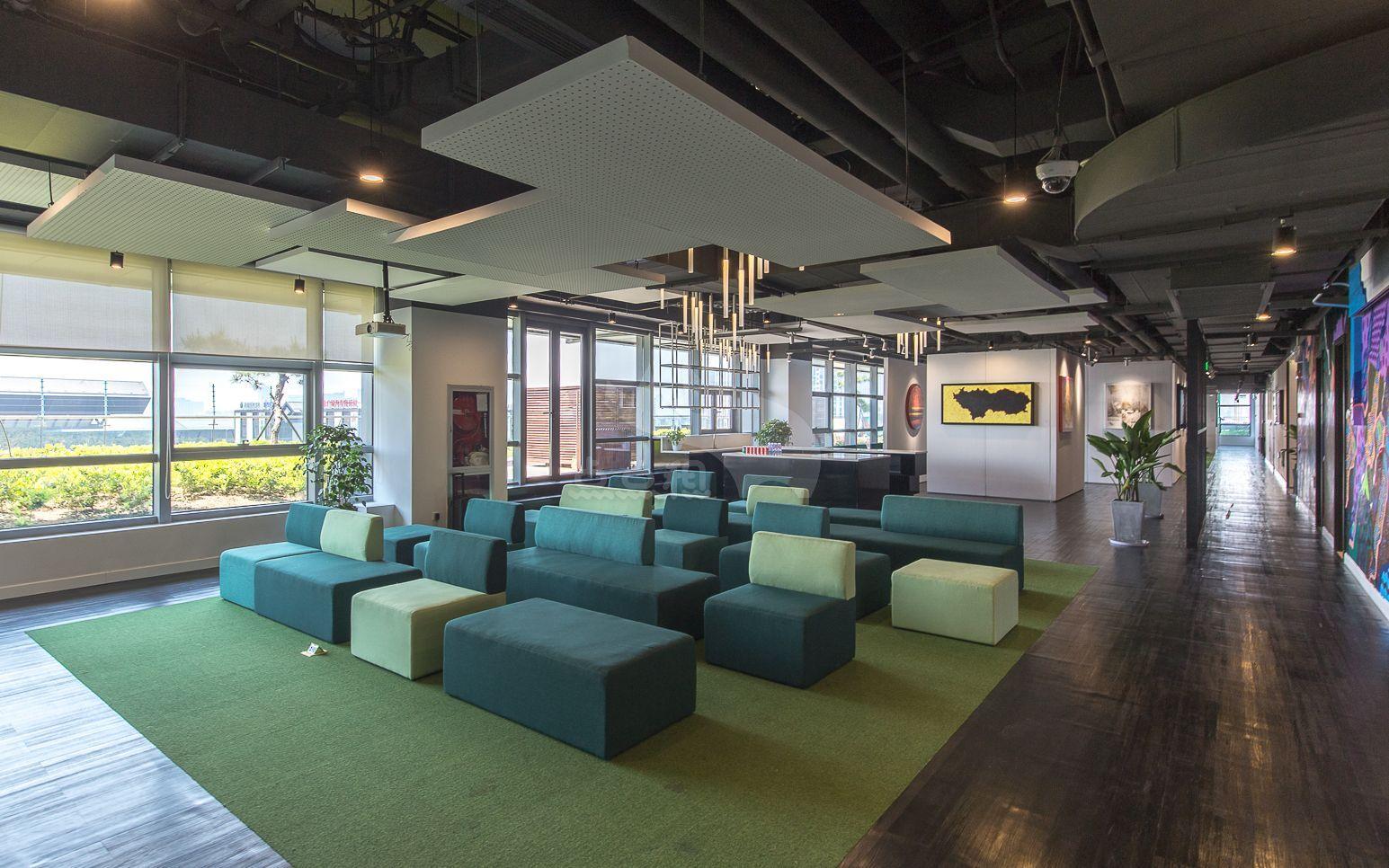 「SphereWork 世集」 国际商务服务式办公中心