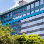 南山产业园出租办公室,康和盛大厦办公室出租首选
