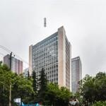 西安巨安国际办公室出租   办公环境良好