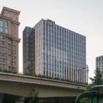 武林时代中心写字楼出租  武林商圈精装450平米办公室租赁