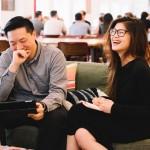 WeWork代表造访点点租:我们的服务对象不仅是初创企业