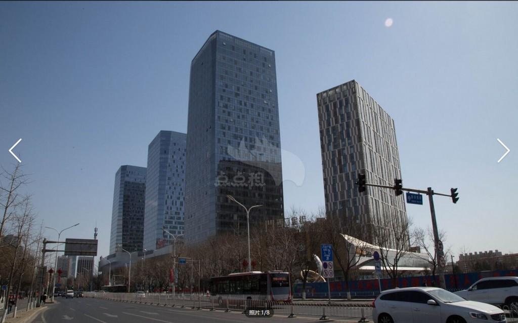 北京通州万达广场写字楼租赁 通州区通惠南路5-2000m写字楼出租