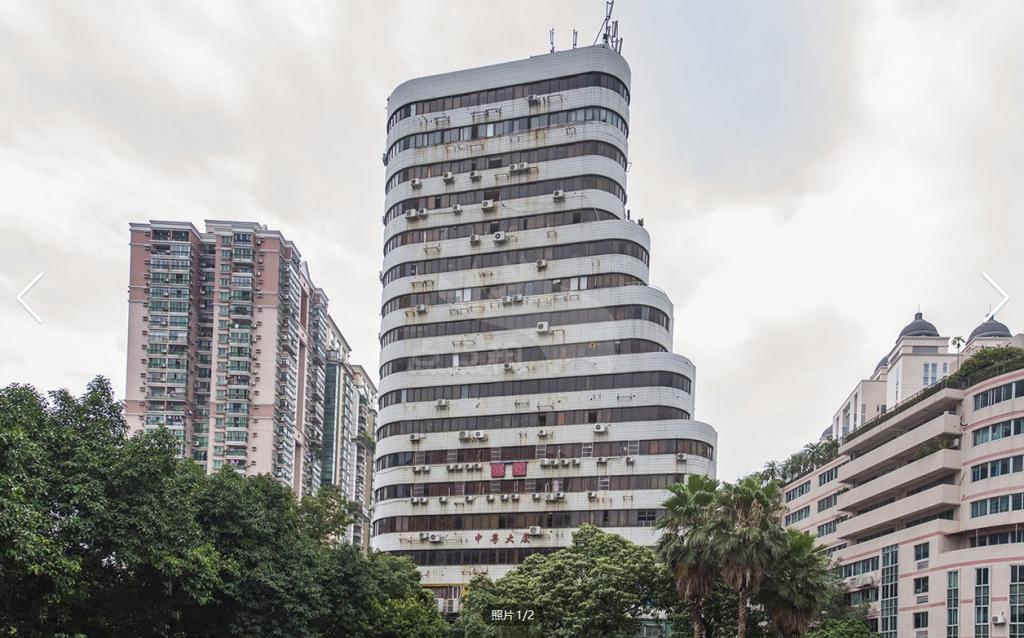 广州越秀环市东中粤大厦写字楼出租 14套办公室租赁