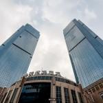 上海徐家汇地铁口港汇恒隆广场写字楼出租 21套办公室租赁