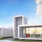 比互联网更大的事?迪拜首座3D打印办公室长啥样?
