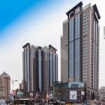 西安高新区科技路海星城市广场写字楼出租 办公室出租户型6-648m²