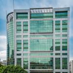 东风路国际银行中心写字楼出租 办公室租金88元/m²/月起