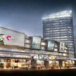 杭州金沙印象城封顶 计划将于2019年5月开业