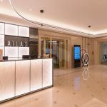 上海办公室首选寰图办公空间 · 上海震旦国际大楼