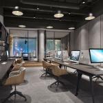 深圳生命人寿大厦办公室装修设计效果(图)