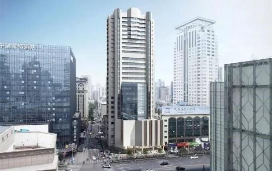 【壹城正芯|扬子大厦】百年新街口,商务新潮向